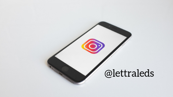 instagram lettraleds